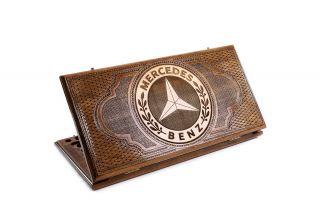 Mercedes Benz backgammon classic
