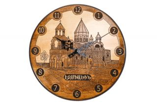 Clock Church of the Cathedral of Etchmiadzin