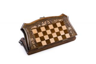 Chess - backgammon Moscow