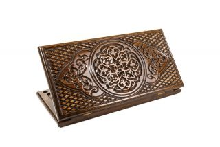 Backgammon with Ornamental motif classic