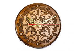 Clock Ornamental motif