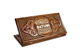 Backgammon with logo classic