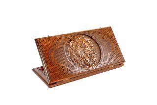 Backgammon Lion classic