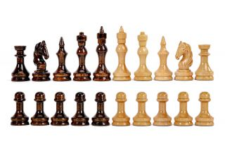 Chess figures classic