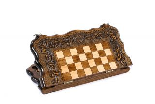 Chess - backgammon