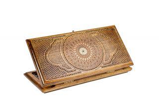 Ornamental - epoxy backgammon classic