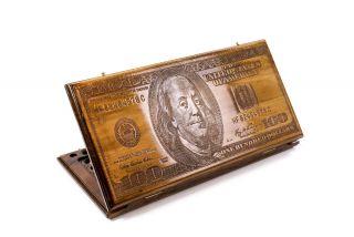 Backgammon hundred dollar