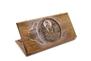 Backgammon Peacock Classic