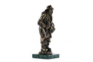 Bronze sculpture Kara Bala