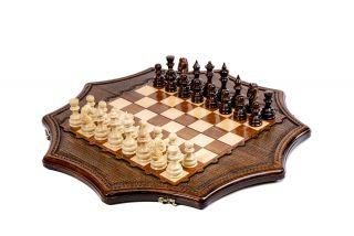 Звездообразные шахматы