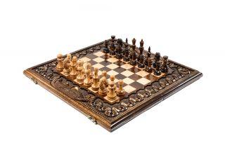 Chess-backgammon with Mount Ararat classic