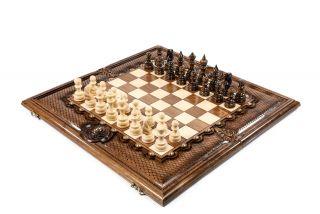 Шахматы-нарды  классические