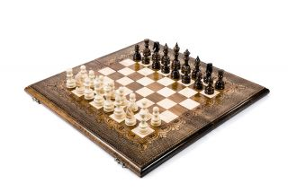 Chess-backgammon classic